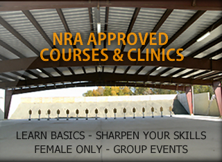 NRA Approved Courses and Clinics