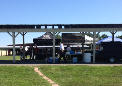 Glock sponsored range day event